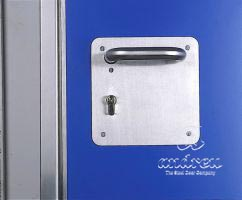 accesory Stainless steel Hardware for metal doors Andreu 060133D