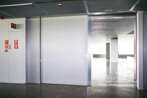 Metallic doors Fire Doors Model Rodas