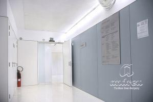 Metallic doors Fire Doors Model Turia