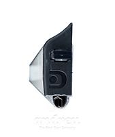 accesorio cortavientos sobreponer residencial puerta metalica andreu 160088
