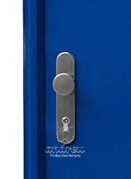 accessory fixed stainless steel shield metal door andreu 160189