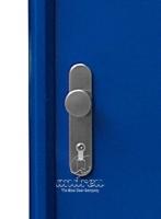 accesorio manilleria inox escudo pomo puerta metalica andreu 160189