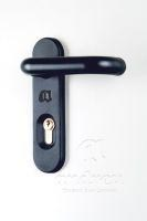 accesory PVC Hardware for metal doors andreu 060520