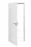 Accessoire cadres en acier pour portes métalliques multiusages Andreu 130063