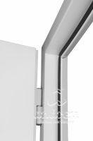 accesorio marco puerta metalica andreu 130069