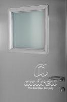 Accessoire occulus pour portes métalliques multiusages Andreu 120064