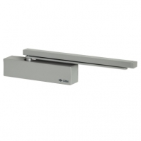 Accessories Door closer with guide rail D7200 CISA for metallic door Andreu