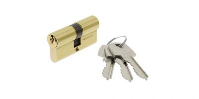 accesorio cilindro TESA TE5 laton puerta metalica batiente andreu