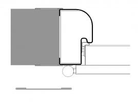 accesori tapajuntes plan residencial porta metàl-lica andreu