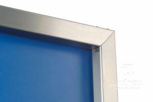 accesorio marco inoxidable puerta metalica andreu 060251