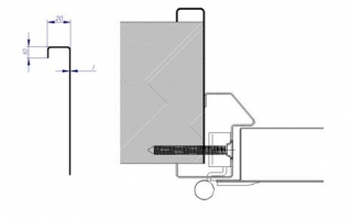 contramarco CS4 multiusos puerta metalica andreu