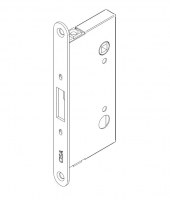 Counter-lock CISA 1 point , mito panic for metallic door Andreu