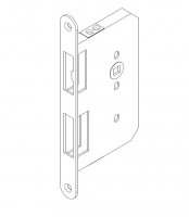Counter-lock ECO GBS94 for metallic door Andreu
