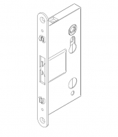 Counter-lock TESA CF32 for metallic door Andreu