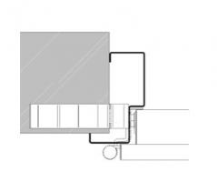 accesorio marco CSO multiusos puerta metalica andreu
