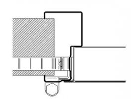 marco CMXX cortafuegos puerta metalica andreu