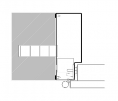 marco COXX multiusos puerta metalica andreu