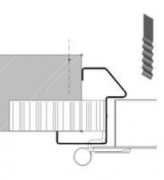 accesorio marco CS4 multiusos puerta metalica andreu