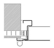 marco CS65 cortafuegos puerta metalica andreu
