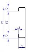 pré-cadre CSO pour mur rigide multi-usage porte métallique andreu