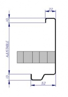 premarco abrazamuros CS4 CSO muro rigido multiusos puerta metalica andreu