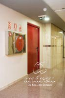 Steel fire door acustica Andreu 090101