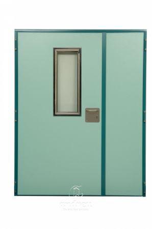 puerta metalica batiente cortafuegos sigma andreu