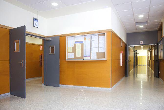Metallic doors  Model Turia Premium fire doors, rf, ei 60,120, metal doors Andreu
