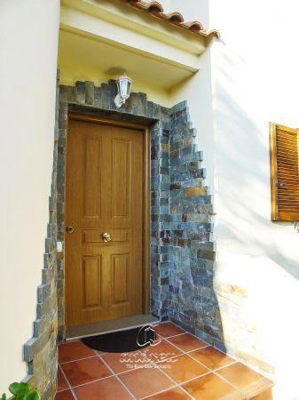 Portes métalliques  Modèle Puertas batientes residencial clásicas Versate