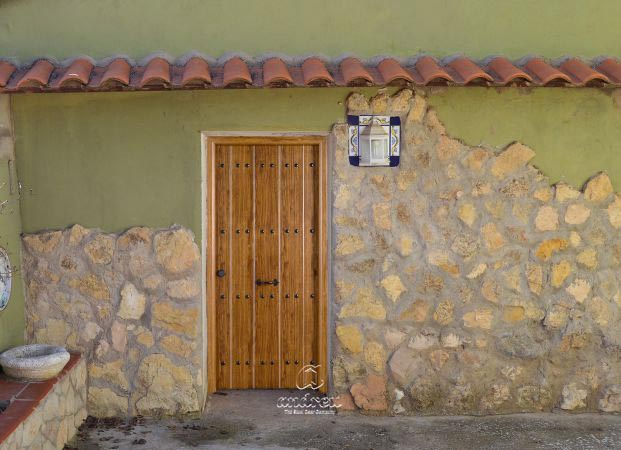 Portes métalliques  Modèle Puertas batientes residencial clásicas Rustik