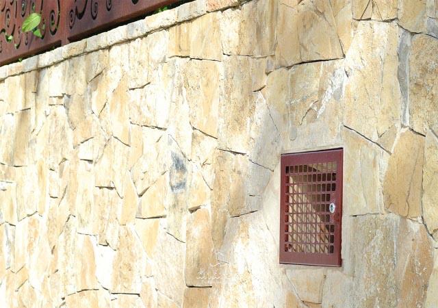 Metallic doors  Model Water meter box multipurpose. Metal doors Andreu