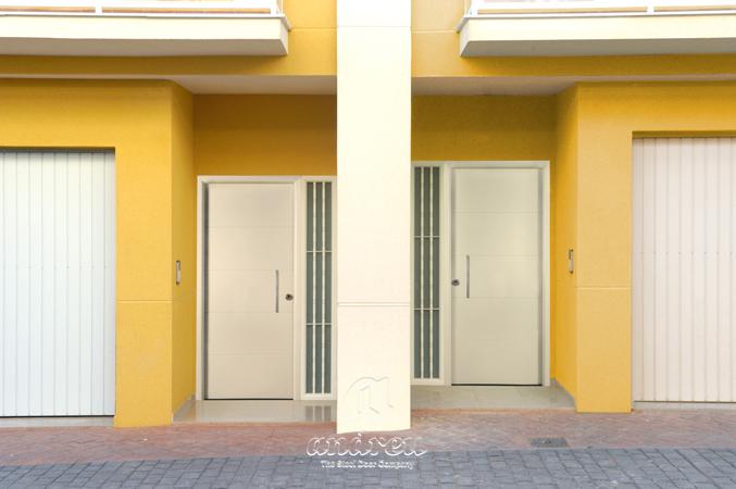 accesorio puerta metálica Andreu