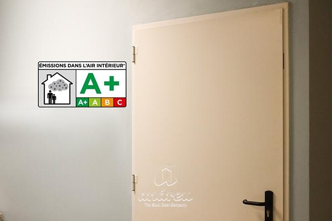 Categoría A+ puerta metálica batiente multiusos Etour H Andreu