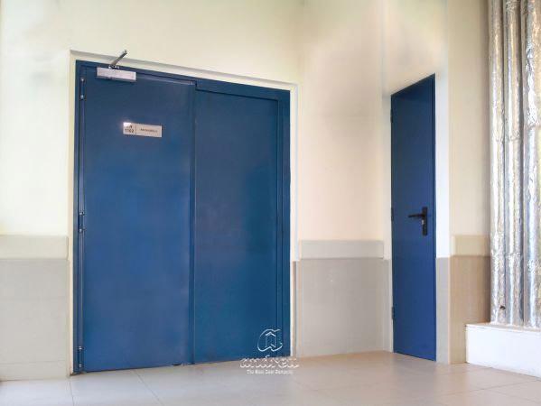 hospital regional copiapo chile puerta metalica vaiven cortafuegos andreu