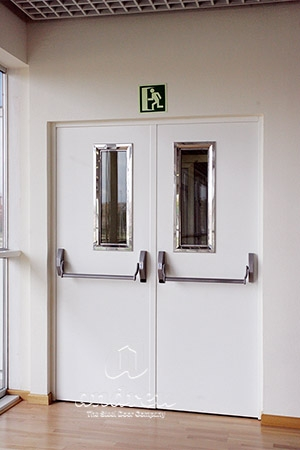 hospital sureste madrid puerta metalica batiente cortafuegos andreu