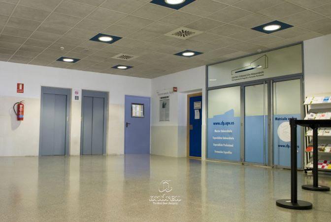 puerta metálica acústica cortafuegos Andreu