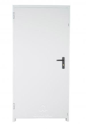 puerta metalica batiente multiusos ensamblada andreu