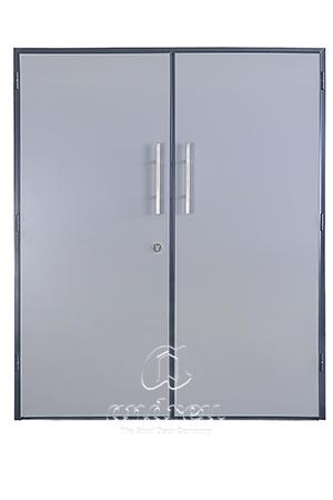 puerta metalica batiente multiusos equo andreu