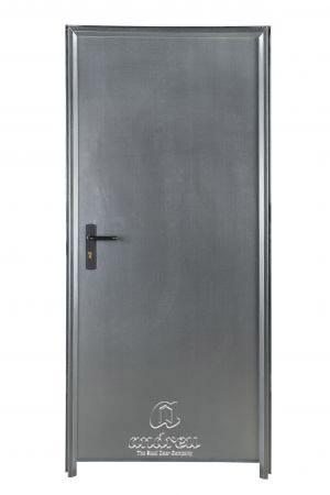 puerta metalica batiente multiusos etour andreu