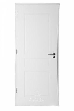 puerta metalica batiente multiusos stam andreu