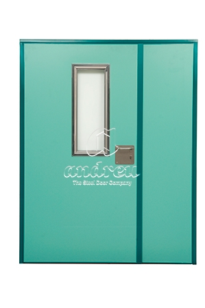 Metallic doors  Model