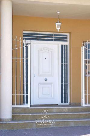 viviendas gandia puerta metalica batiente residencial andreu
