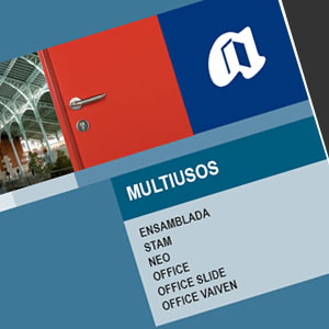 Nuevo catálogo Multiusos