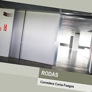 Sliding Fire Rated Door RODAS brochure