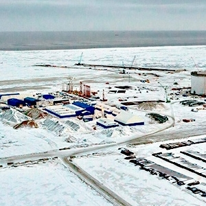 Andreu doors present in the Yamal project in Russia