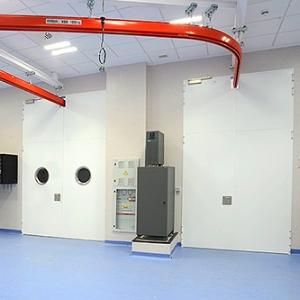 Obecność Andreu w nowym budynku Szpitala Uniwersyteckiego Ceu San Pablo: Klinika Weterynaryjna