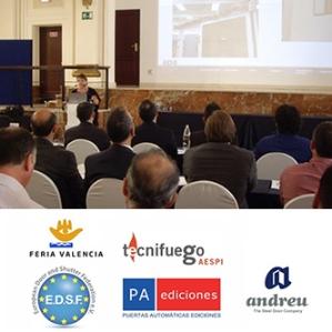 Andreu Barberá, S.L. участвует в сетевых совещаниях в г.Мадриде и в г.Барселоне, посвященных автоматическим дверям