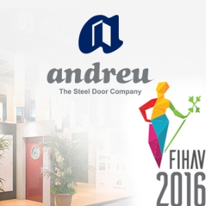 Andreu participa en la próxima edición de la feria FIHAV 2016 en La Habana