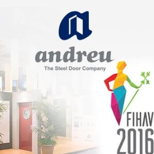 Andreu participe à la prochaine Edition du Salon FIHAV 2016 à la Havane