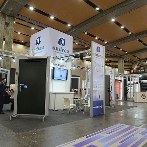 Andreu has exceeded all his expectations in FIPA 2017, which closes its doors after a great success of attendance